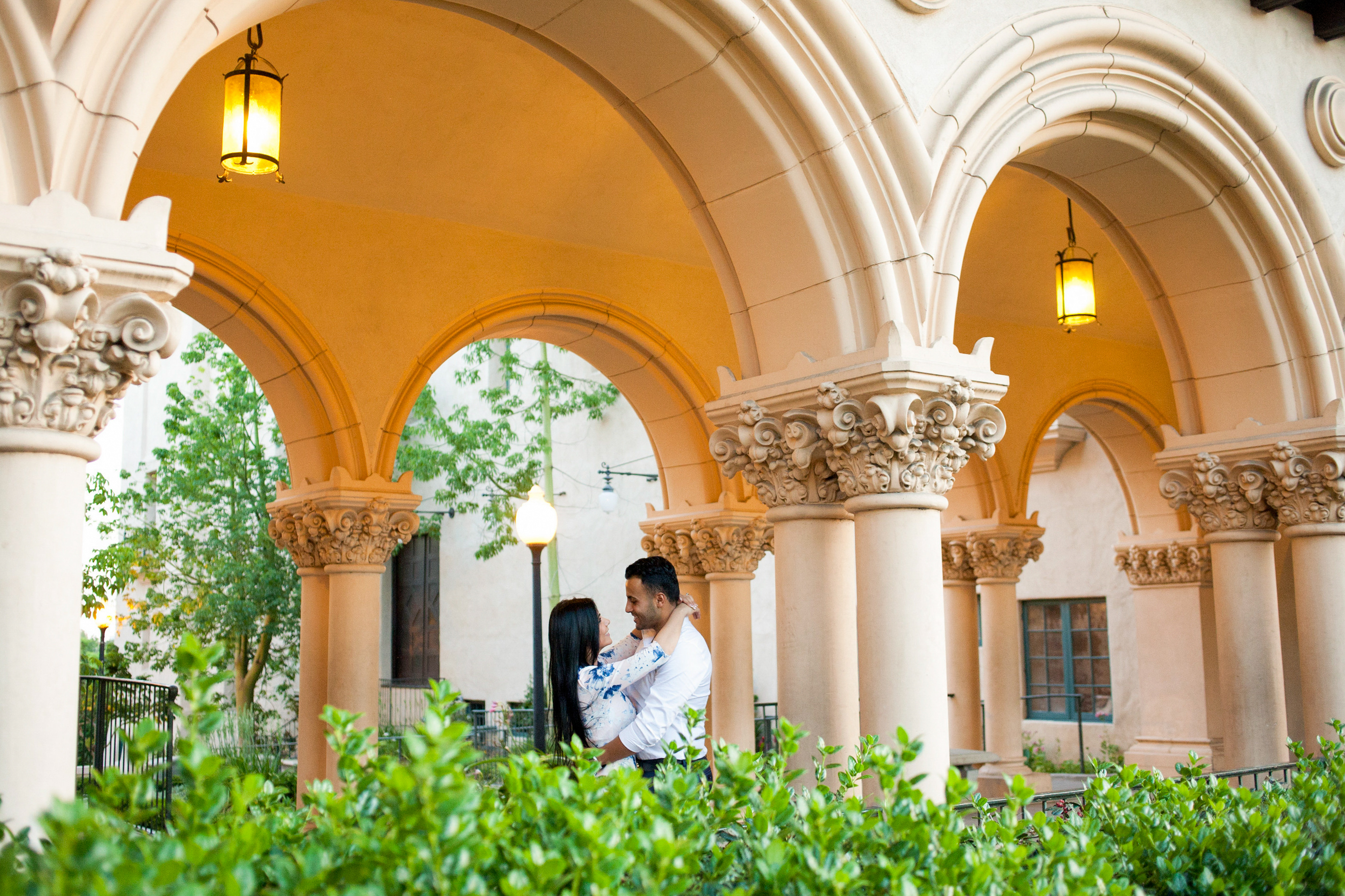 Wedding Photography Prices In California: Balboa Park Engagement Photography