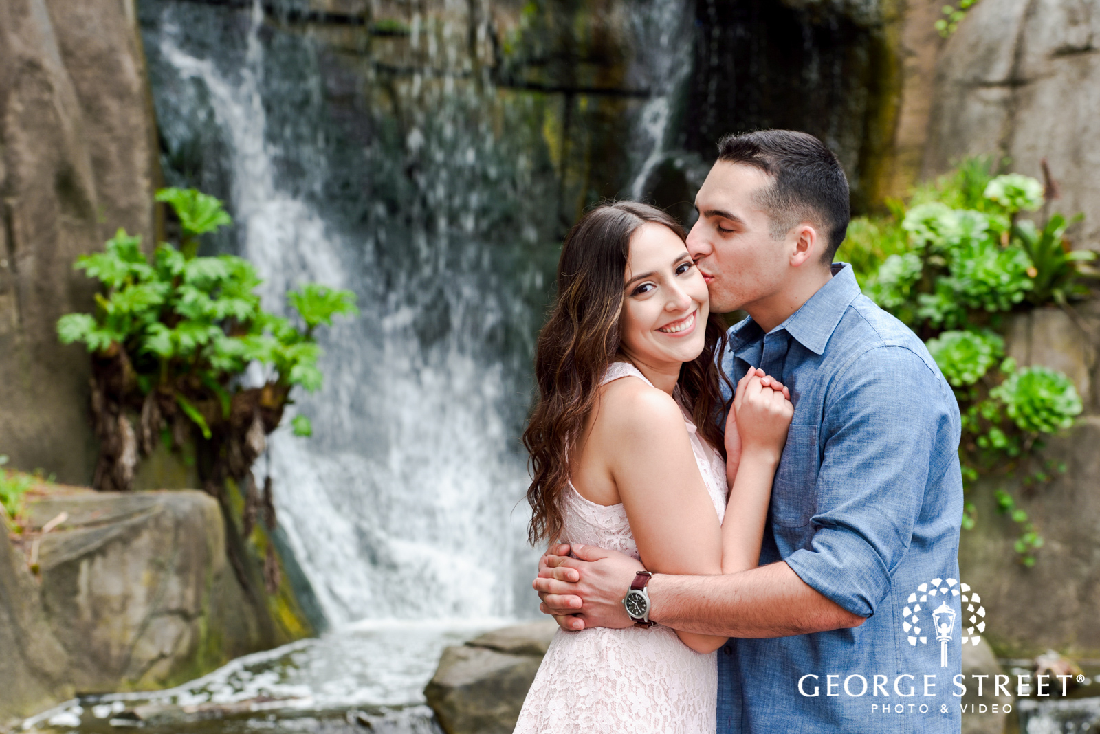 gorgeous outdoor engagement portrait at golden gate state park 3