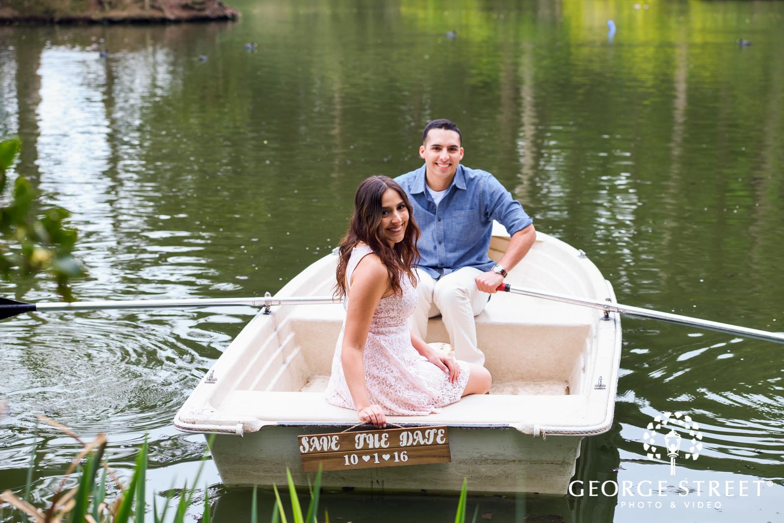 gorgeous outdoor engagement portrait at golden gate state park 5