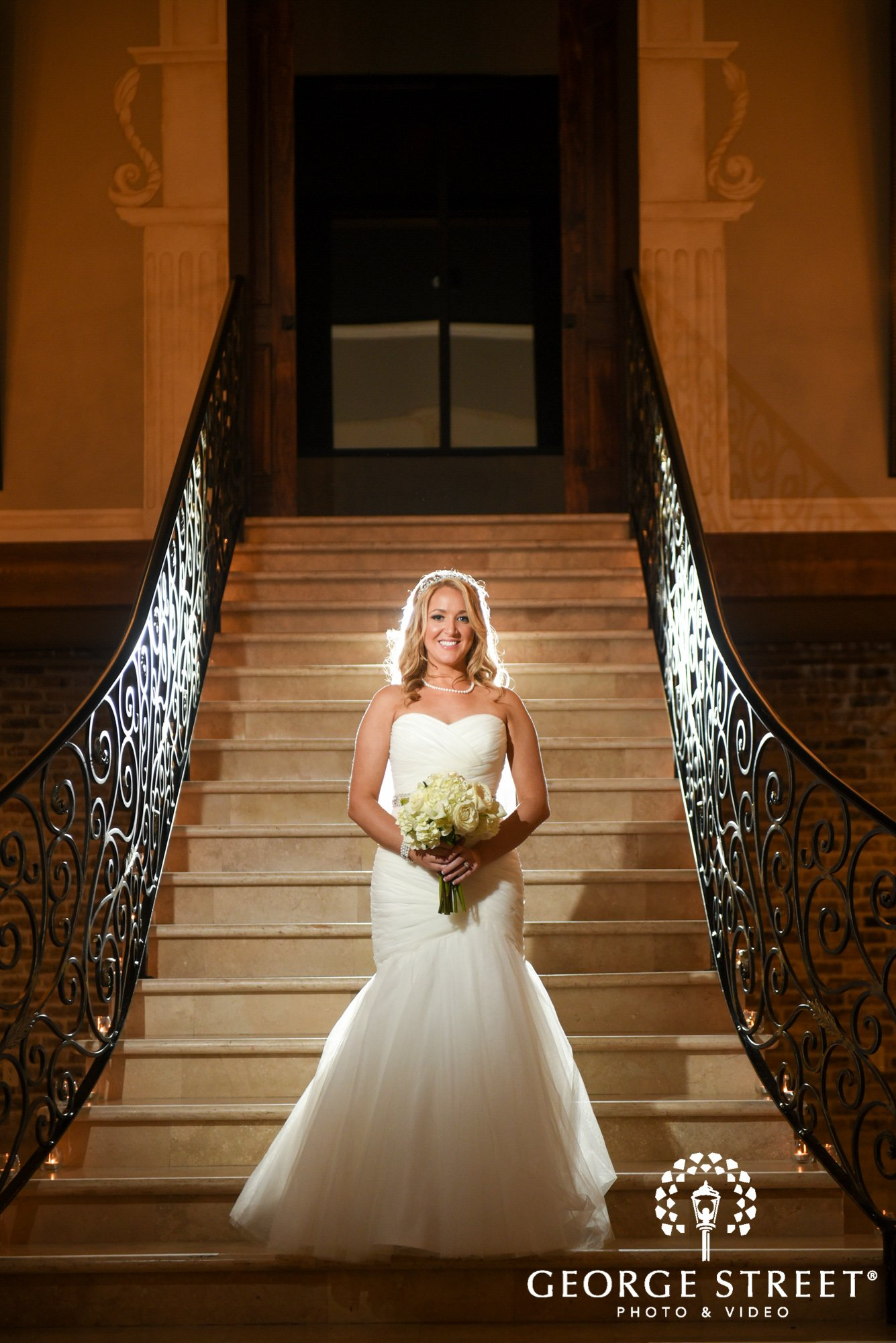 the bell tower on 34th bridal portrait 4