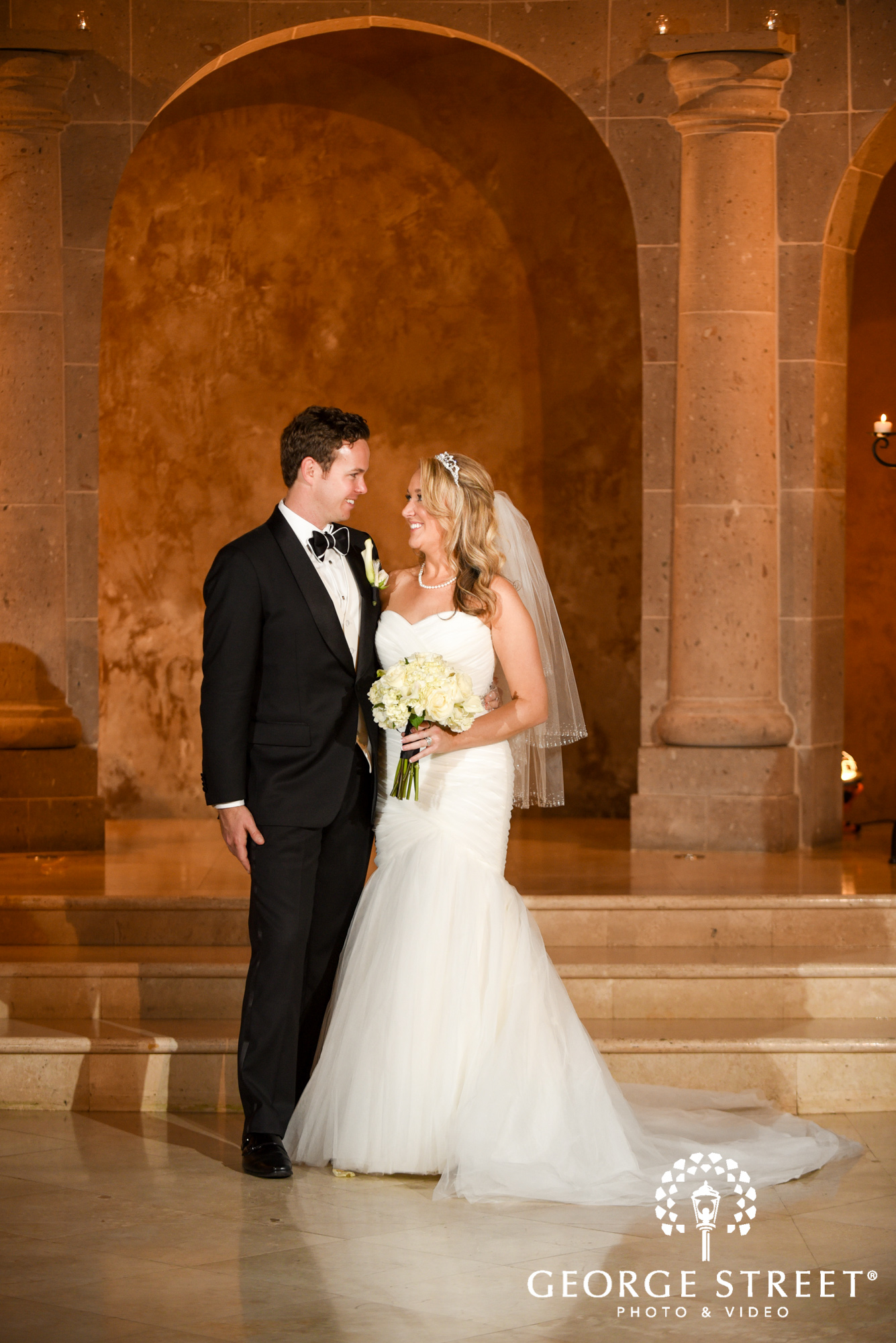 the bell tower on 34th bride and groom wedding photos 5