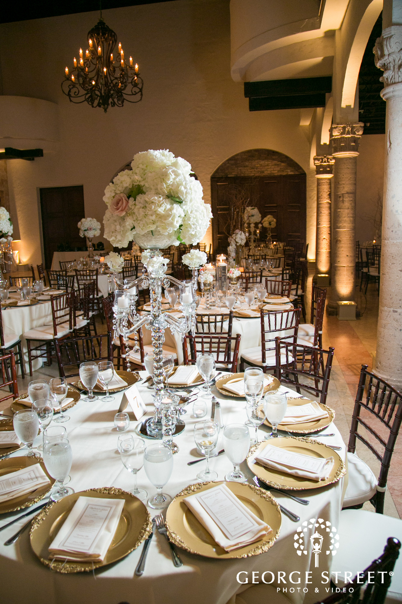 the bell tower on 34th wedding reception decor 2