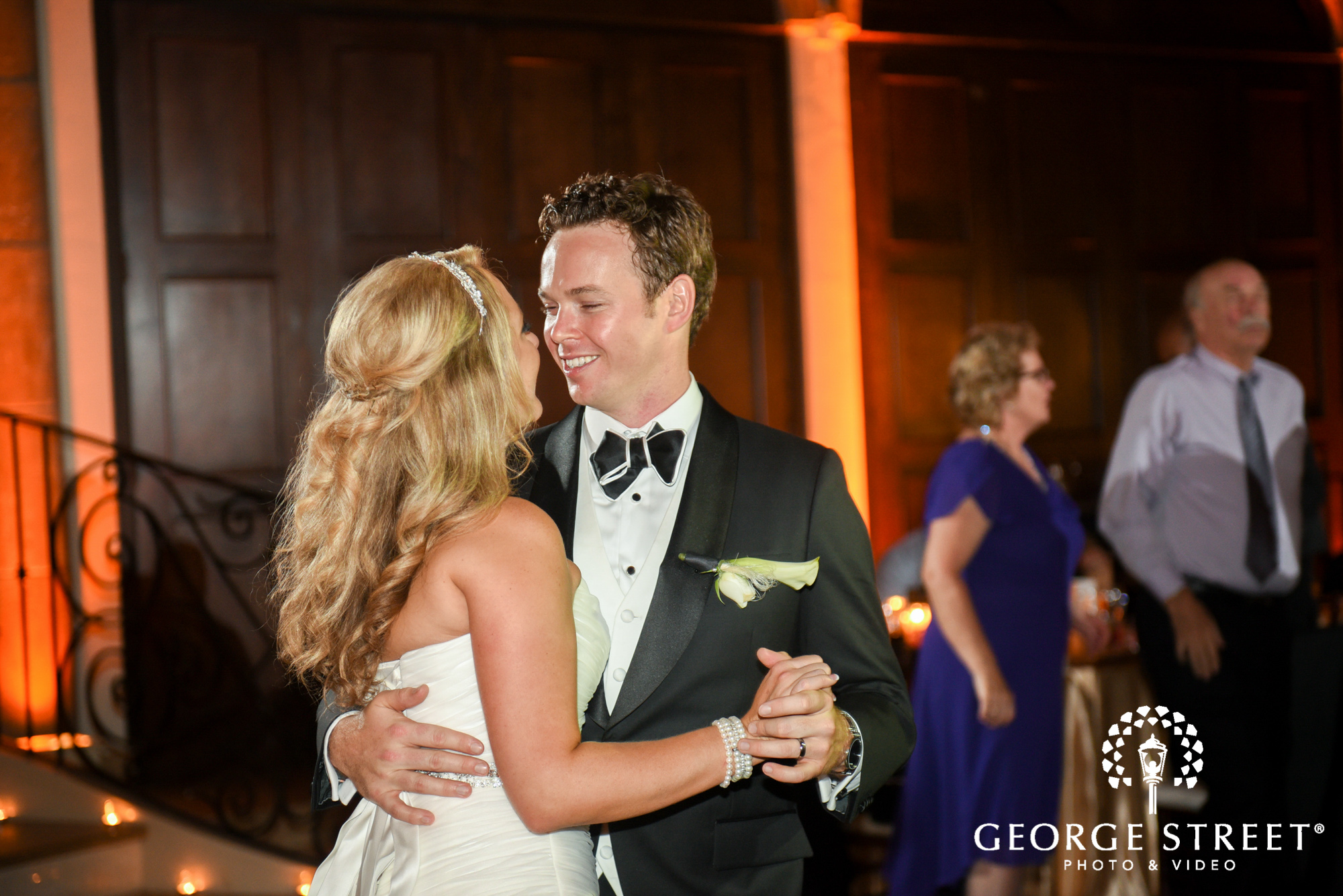 bride and groom first dance 5