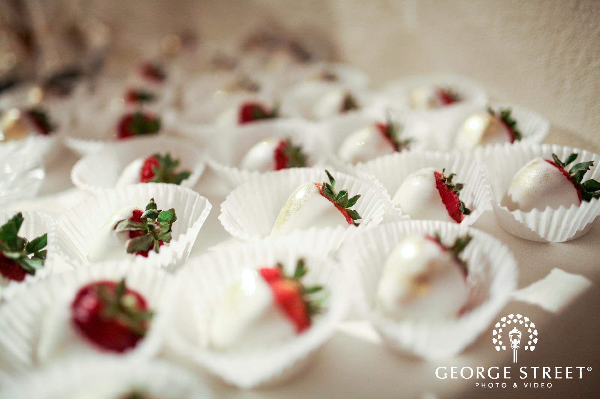 wedding reception dessert table 2