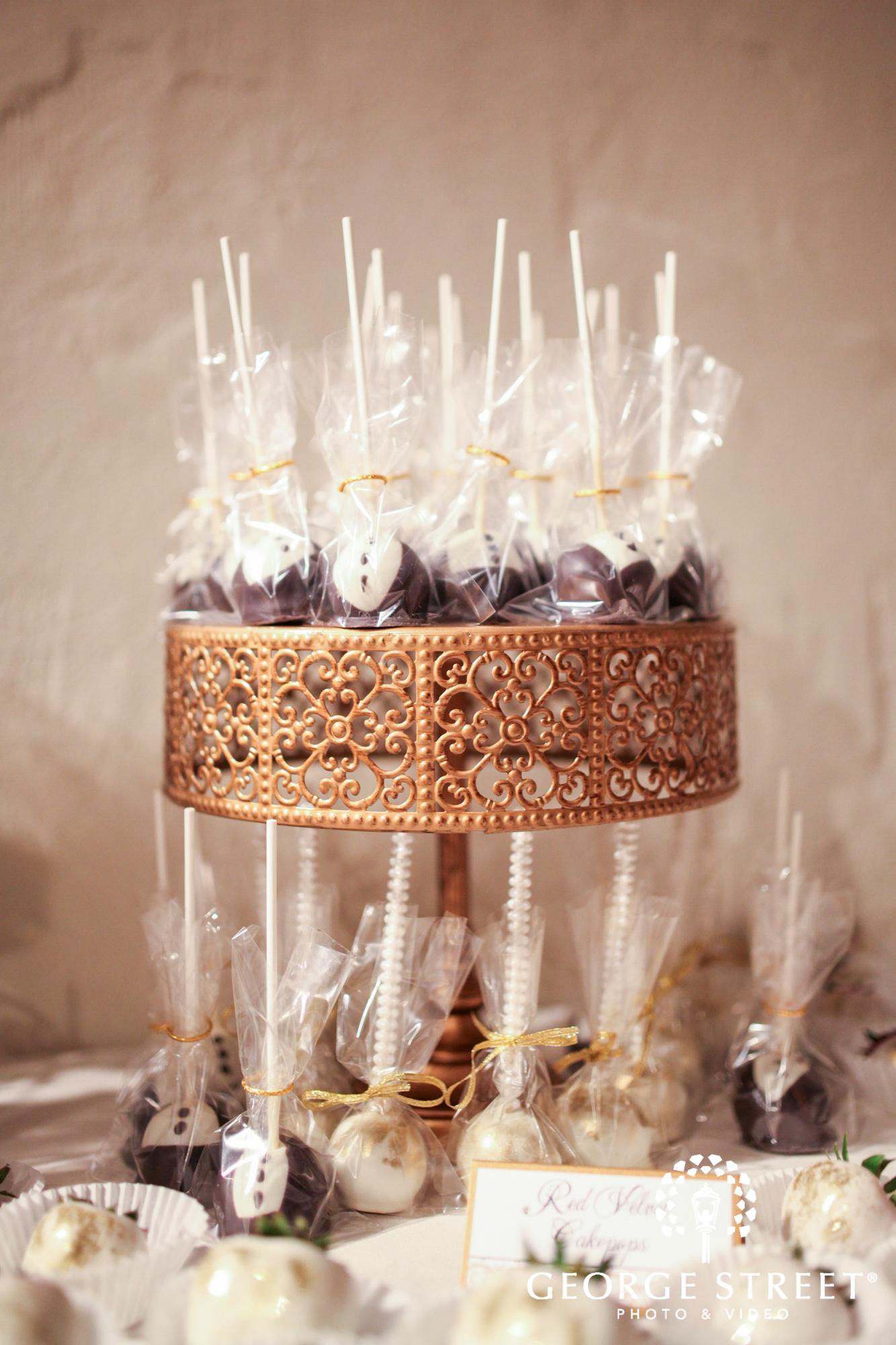 wedding reception dessert table 3