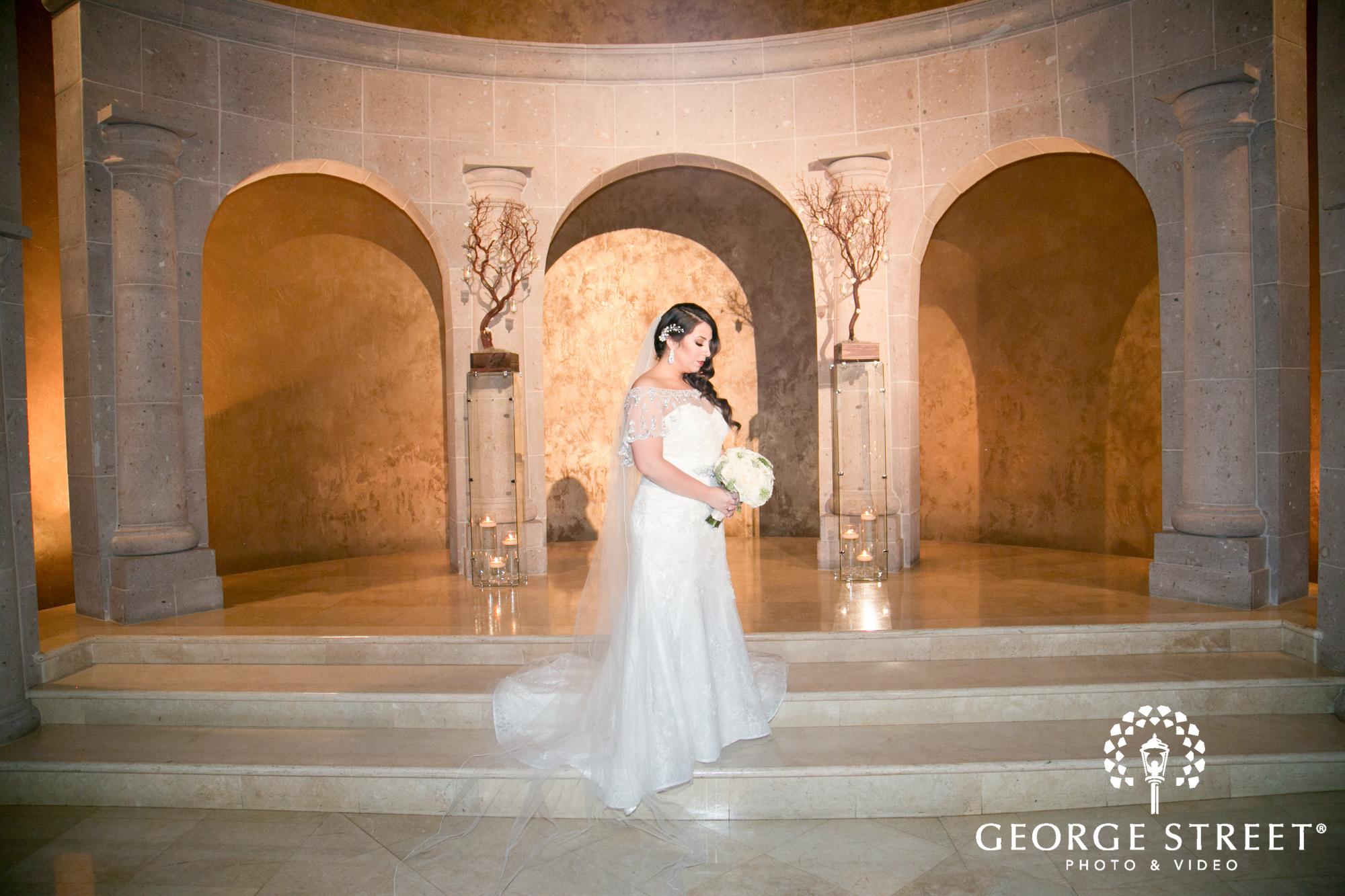 romantic bride
