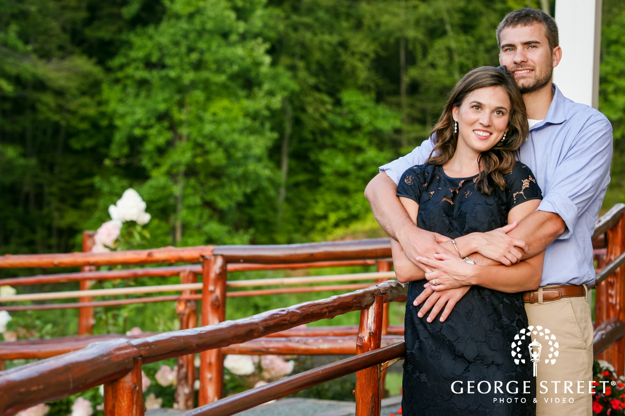 paradise hills vineyard  winery summer outdoor engagement session 11
