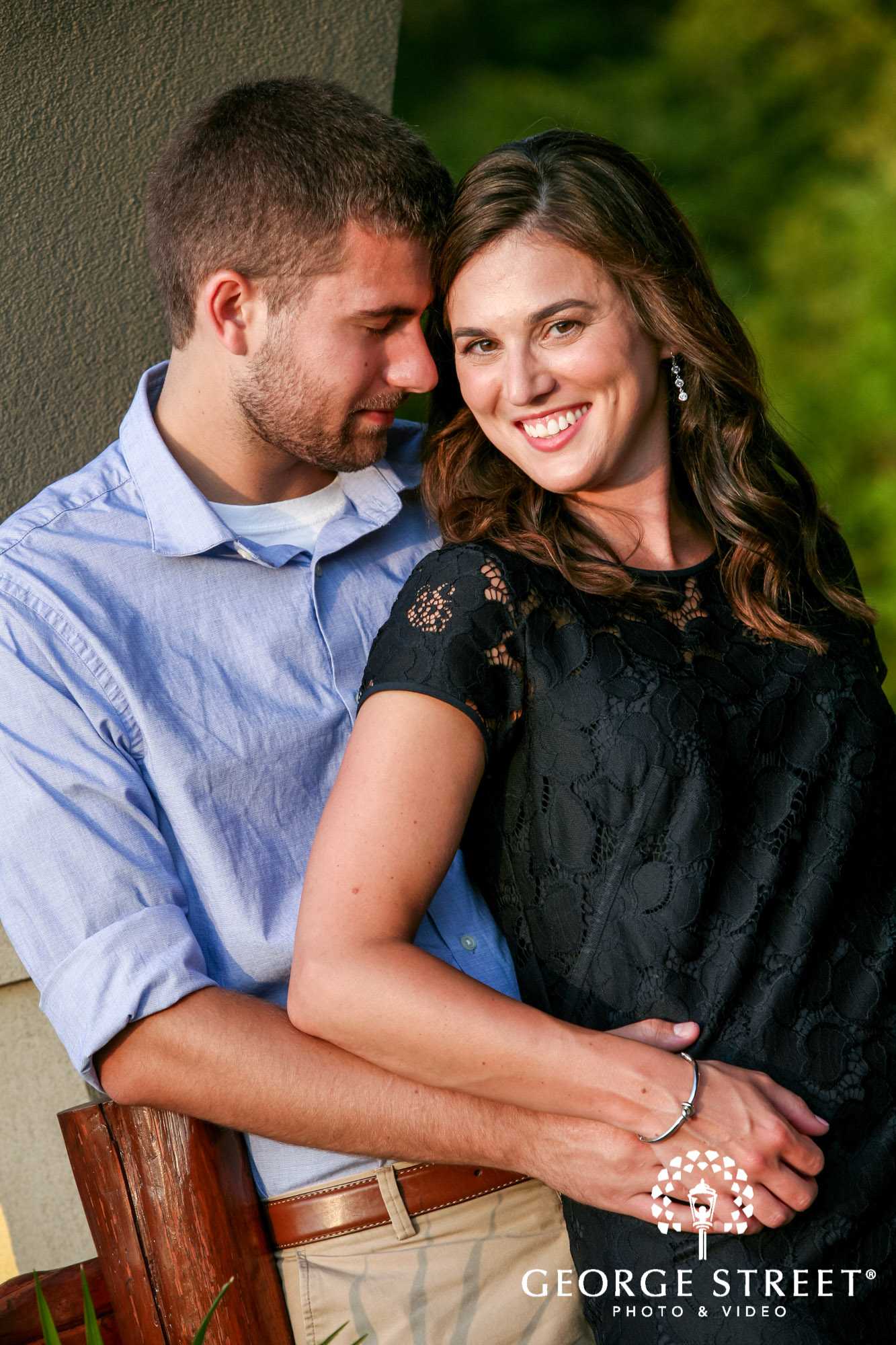 paradise hills vineyard  winery summer outdoor engagement session 8