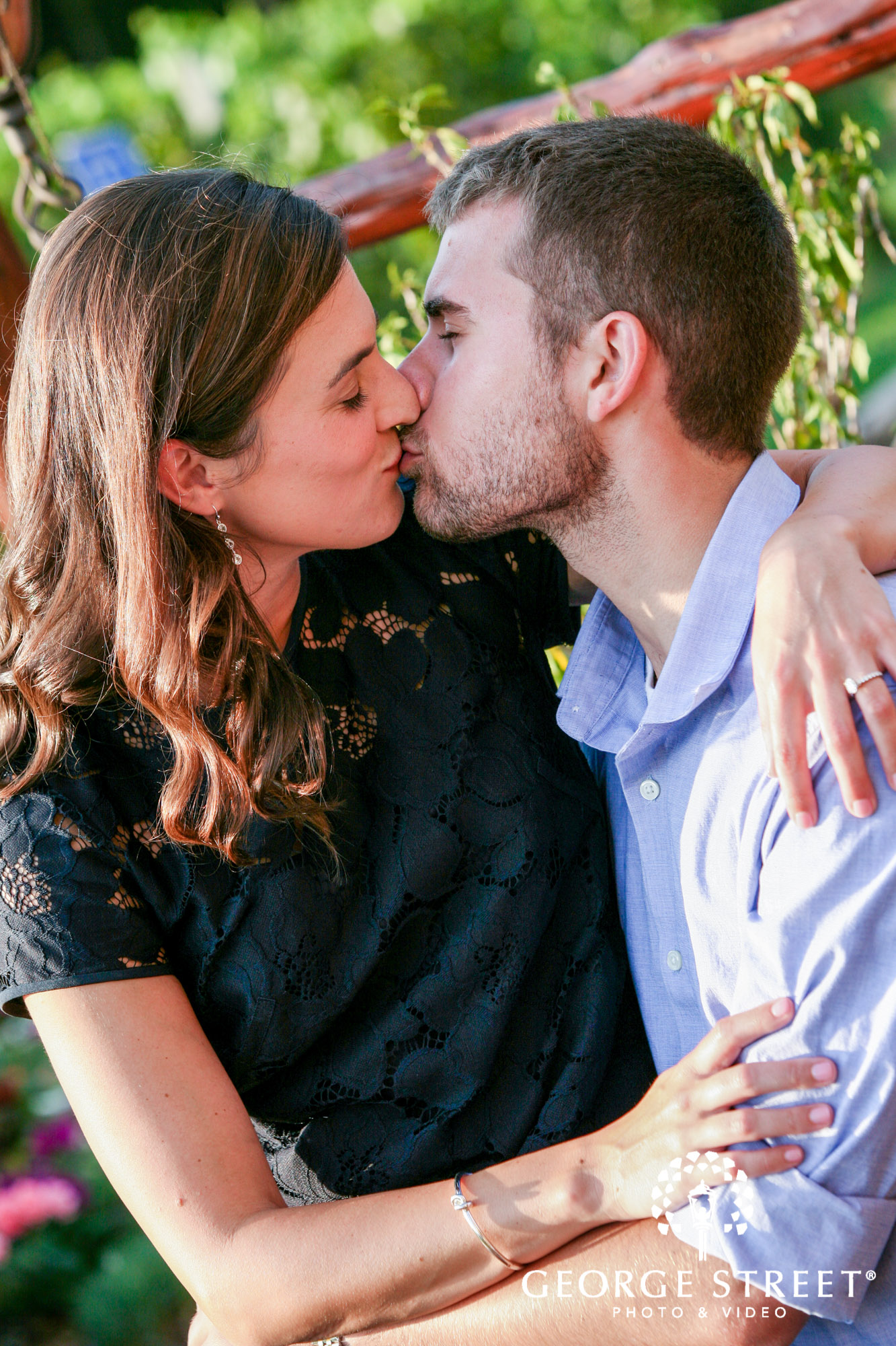 paradise hills vineyard  winery summer outdoor engagement session 1