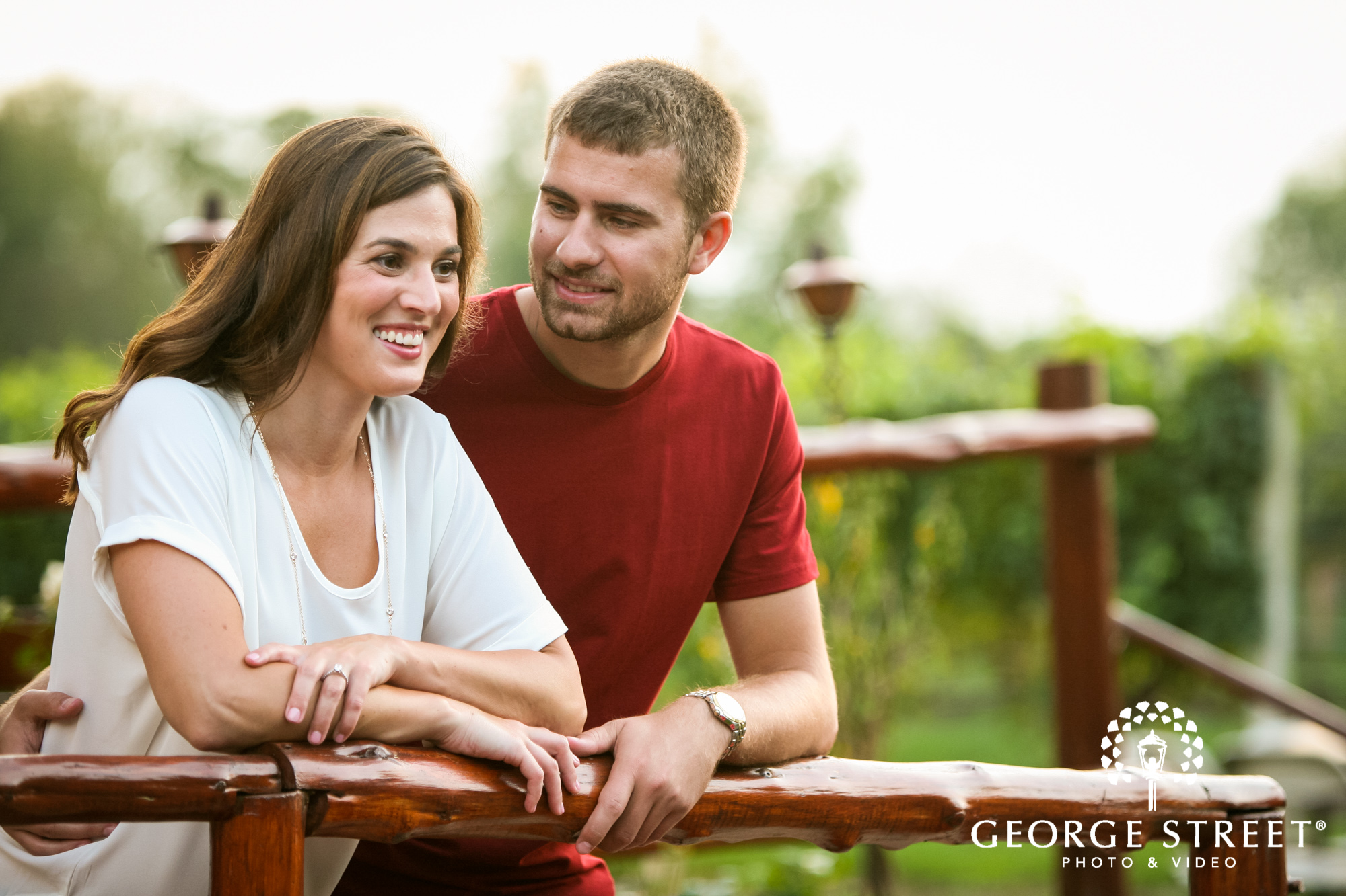 paradise hills vineyard  winery summer outdoor engagement session 15