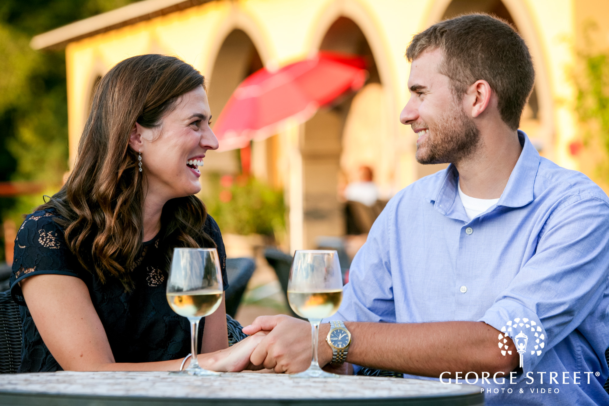 paradise hills vineyard  winery summer outdoor engagement session 6