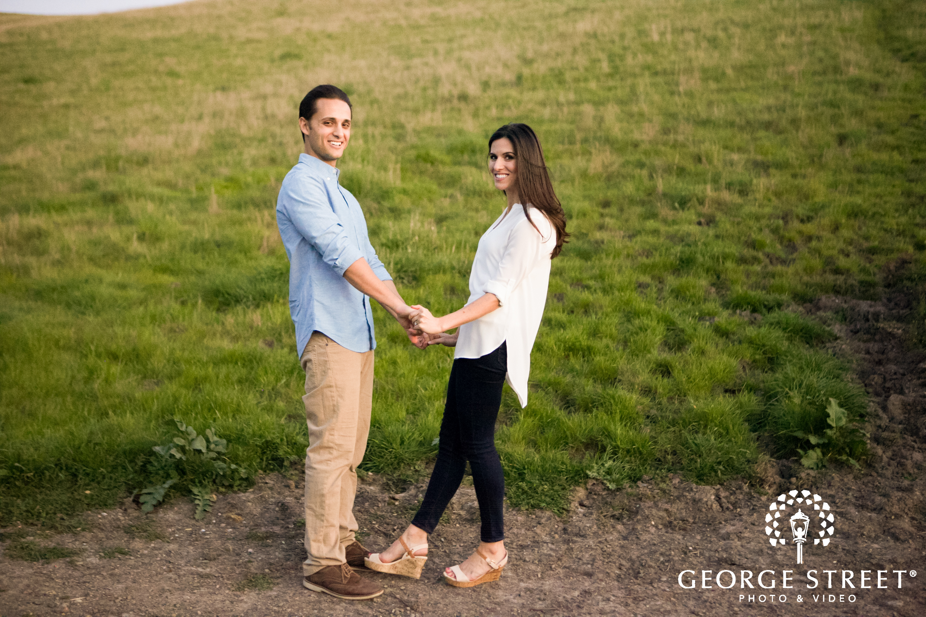 engagement photo style ideas