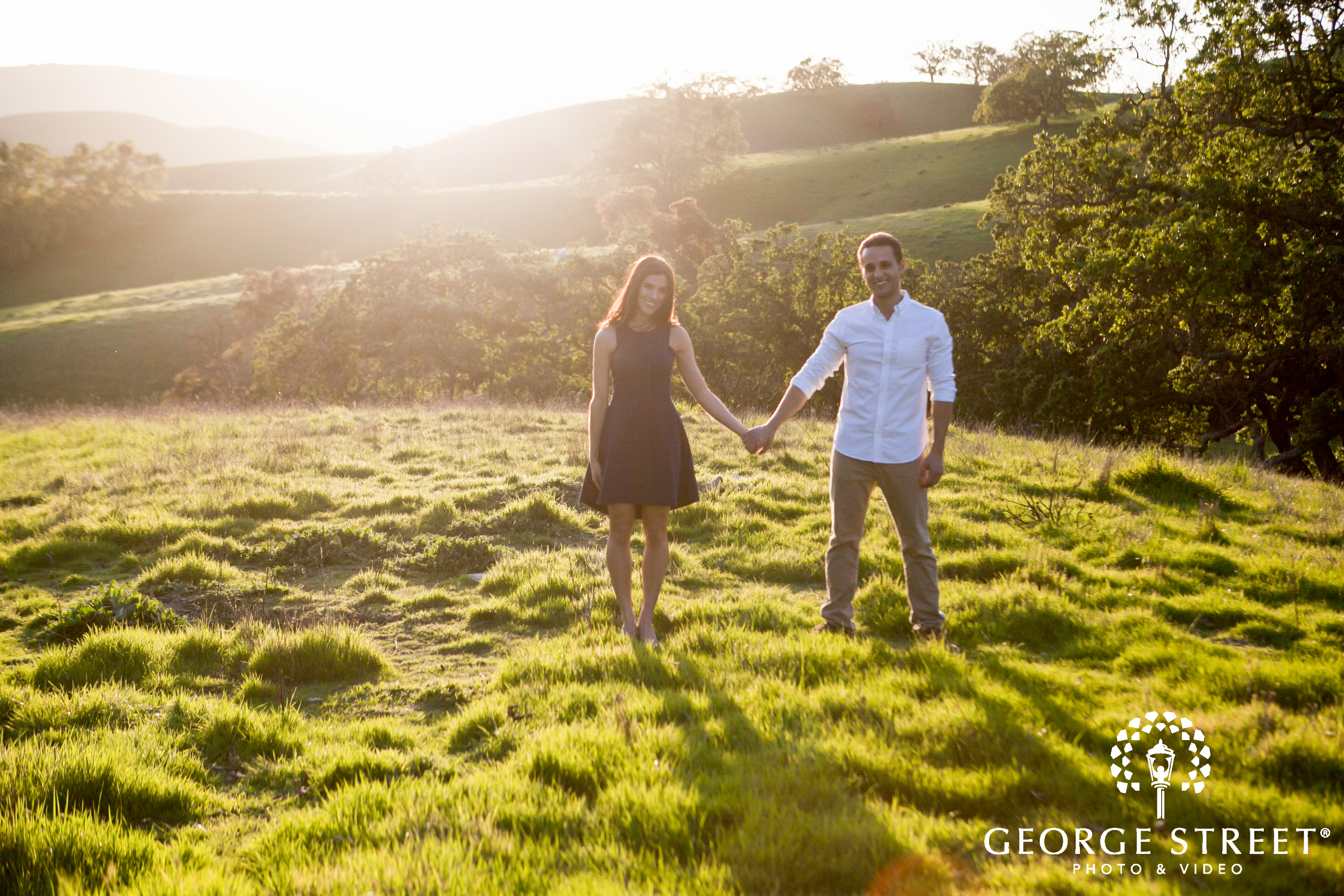 sycamore valley park portrait session